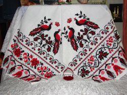 Вышиваю свадебные рушники на заказ