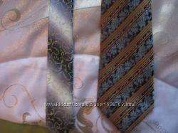 Стильные новые галстуки, не дорого