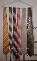 Стильные галстуки, почти даром