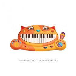 Игрушка-пианино Котофон с микрофоном, Battat BX1025Z
