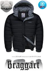 Продам мужскую зимнюю курточку Braggart. Модель 908.