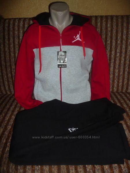 Продам мужской зимний спортивный костюм Jordan.