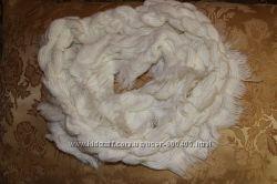 Мягусенький шарфик даром