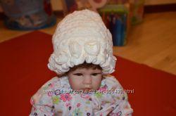 Брендова шикарна шапочка SARAH LOUISE до 48см