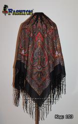 Украинские платки Колокол