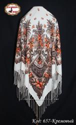 Чарующие павлопосадские платки