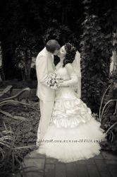 свадебное очень нежное и красивейшее