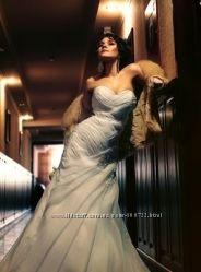 Роскошное европейское стильное свадебное платье и аксесуары в подарок