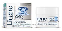 Глибоко зволожуючий крем зберігає молодість шкіри SPF 10, Lirene