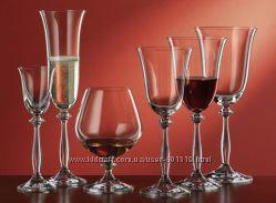 Продам бокалы, рюмки Bohemia Чехия