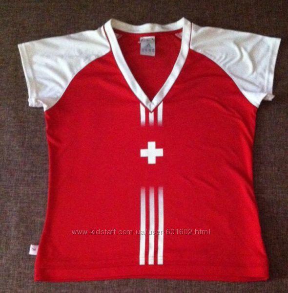 Футболка Adidas оригинал, размер 44