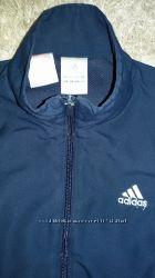 Спортивная кофта Adidas Гольф 100 cotton 146, 152p.