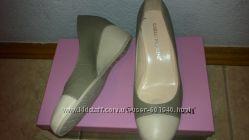 CARLO PAZOLINI кожаные туфли р. 36, 5