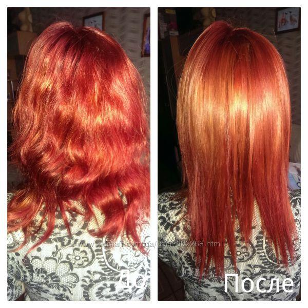 Кератиновое восстановление, выравнивание волос. Самые низкие цены