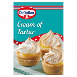 Cream of Tartar для виготовлення пластиліну