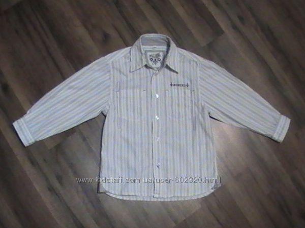 Рубашка Palomino для мальчика, р. 104, хлопок