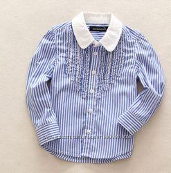 Стильные блузы на весну