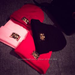 Нова стильна зимова шапка 2015