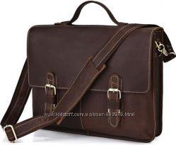 Модные мужские портфели и сумки. Натуральная кожа. Скидки.