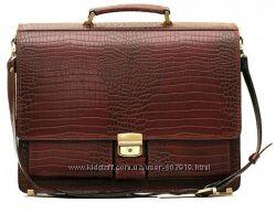 Кожаные классические портфели. Лидер продаж 2015 года.