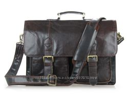 Мужские кожаные портфели и сумки. Отличное качество. Приятные скидки
