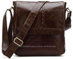 Мужские кожаные сумки и рюкзаки. Лучшее качество кожи. Неповторимый дизайн.