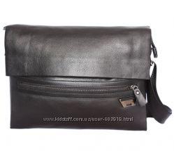 Мужские кожаные сумки на плечо. Отличное качество кожи.