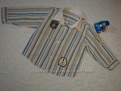 Рубашки Dodipetto, TU на 1-2 года