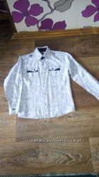 Две рубашки на рост 140