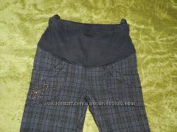 Тёплые брюки для беременной