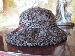 Шляпа каракуль