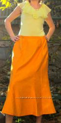 новая юбка размер M-L, хлопок