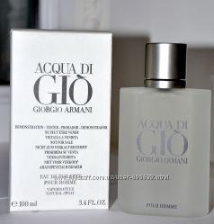 Acqua di Gio Giorgio Armani edt 100 ml tester