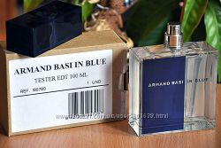 Armand Basi In Blue edt 100 ml tester оригинал