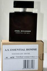 Angel Schlesser Essential Men edt 100 ml tester оригинал