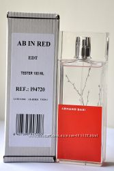 Armand Basi In Red edt 100 ml tester оригинал