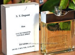S T Dupont pour homme edt 100 ml оригинал tester