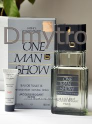Jacques Bogart One Man Show edt 100 ml оригинал