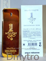 Paco Rabanne 1 Million edt 100 ml tetser