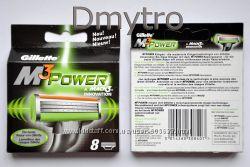 Акция Gillette Mach3 Power 4 шт 8 шт