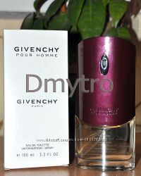 Givenchy pour homme edt 100 ml tester