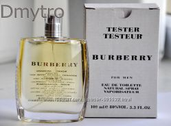Burberry for Men edt 100 ml tester