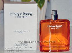 Clinique Happy For men edt 100 ml tester