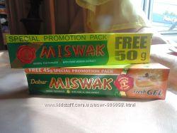 Зубная паста Мисвак подарок природы для красоты и здоровья  ваших зубов