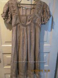 Платье - марлевка, 100хлопок