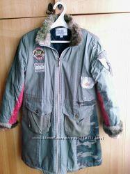 Деми пальто на девочку за вашу цену