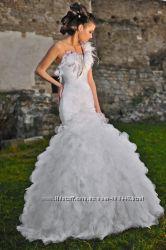 Продам шикарное свадебное платье Rosalli