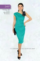 Нарядное платье 2487 ТМ Lila.