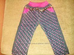 Легкие джинсики для девочки