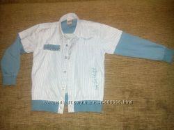 Продам нарядную рубашку для мальчика